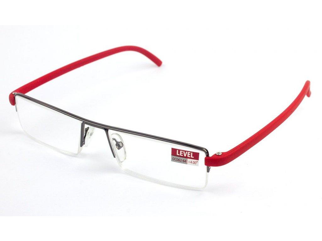 Dioptrické brýle Level 1002-4 / +2,50