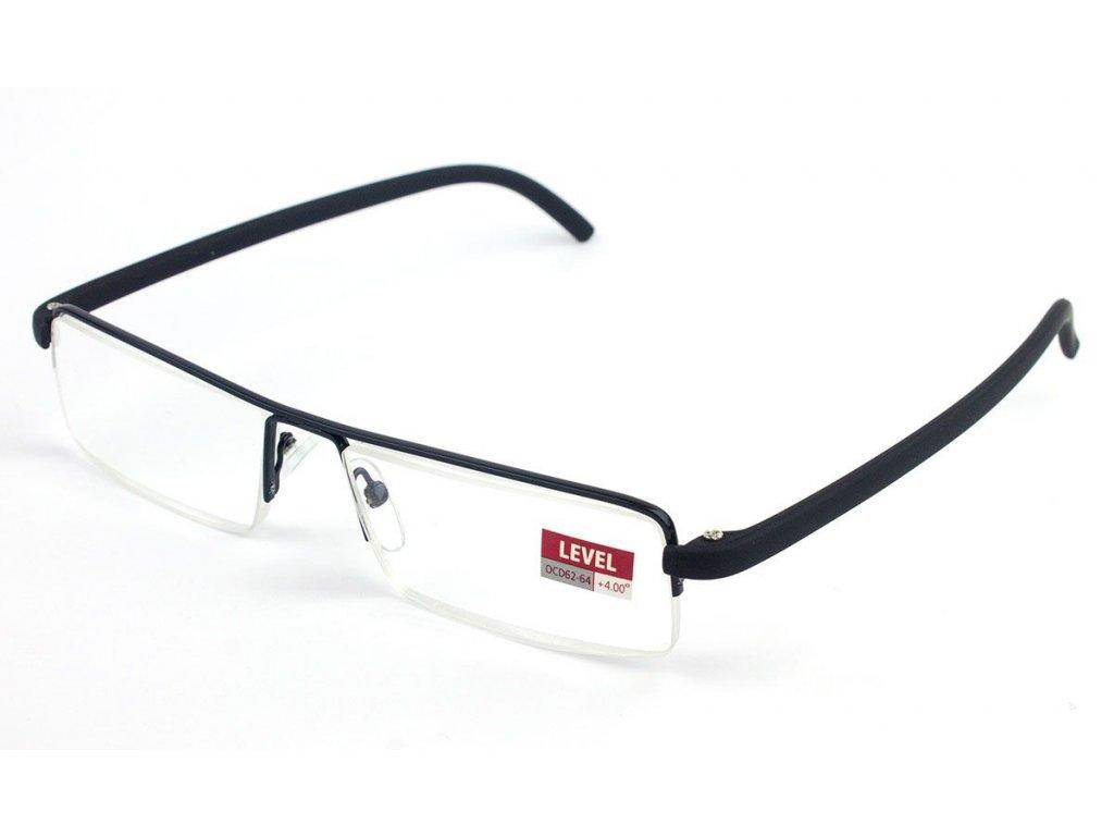 Dioptrické brýle Level  1002-1 / +4,00