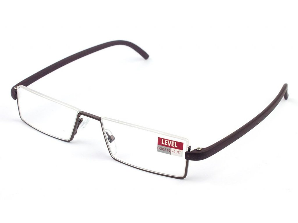 Dioptrické brýle Level 1001-2 / +3,00