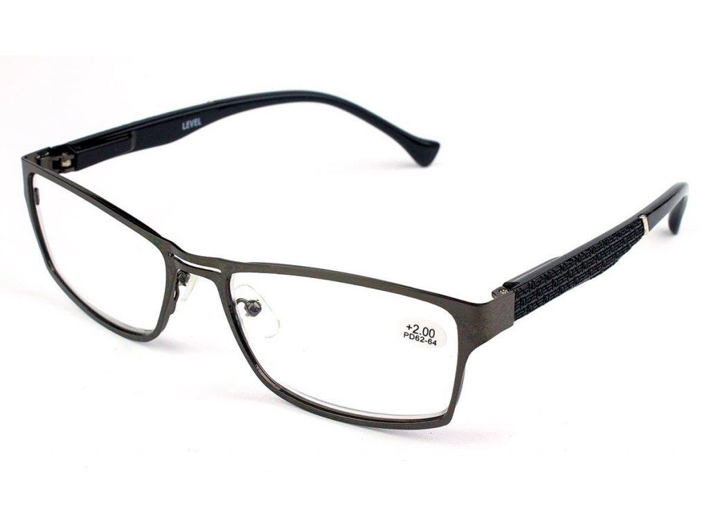 Dioptrické brýle LEVEL 1647-C3 / +3,50