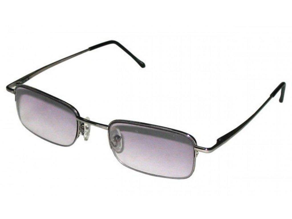 Dioptrické brýle 5070 / +2,75 ZATMAVENÉ ČOČKY