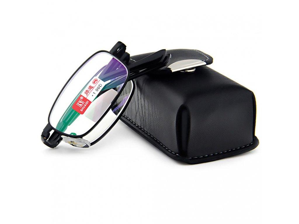 SKLÁDACÍ dioptrické brýle R827 +1,50