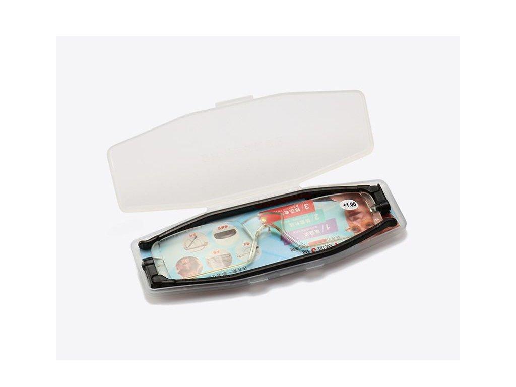 SKLÁDACÍ dioptrické brýle R900 +2,00