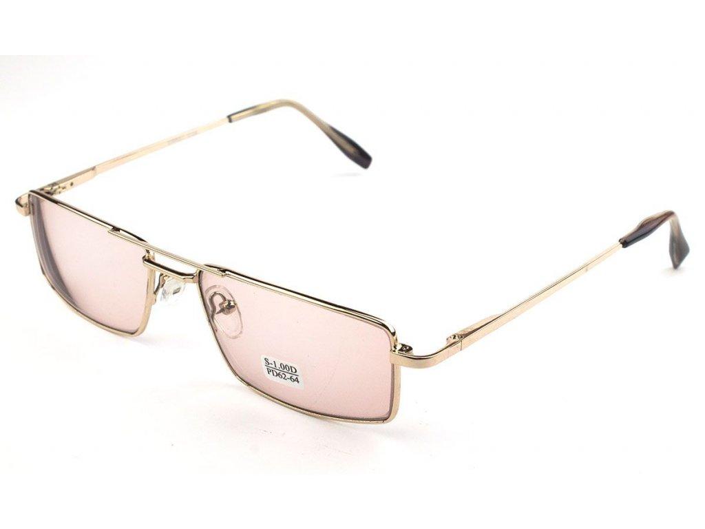 Samozabarvovací dioptrické brýle 5098 / +2,00