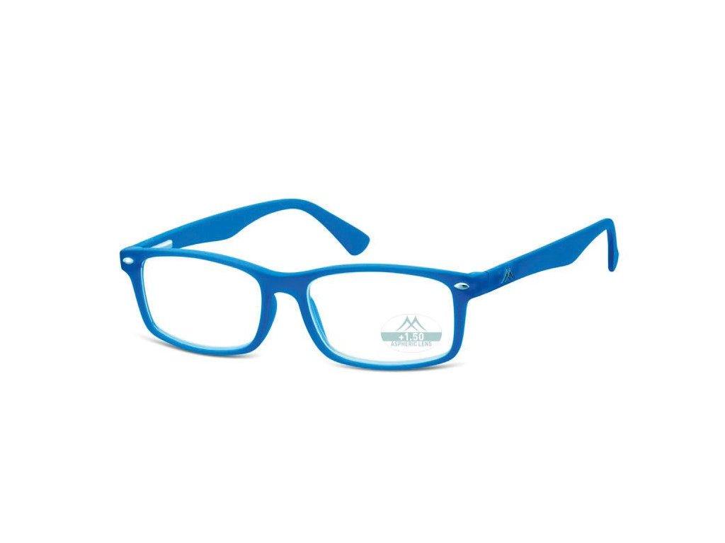 MONTANA EYEWEAR Dioptrické brýle Lihhtweight  MR83C BLUE+3,00
