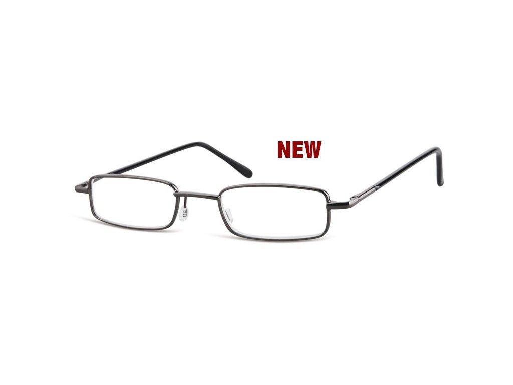 Dioptrické brýle v pouzdru TR1A +2,50