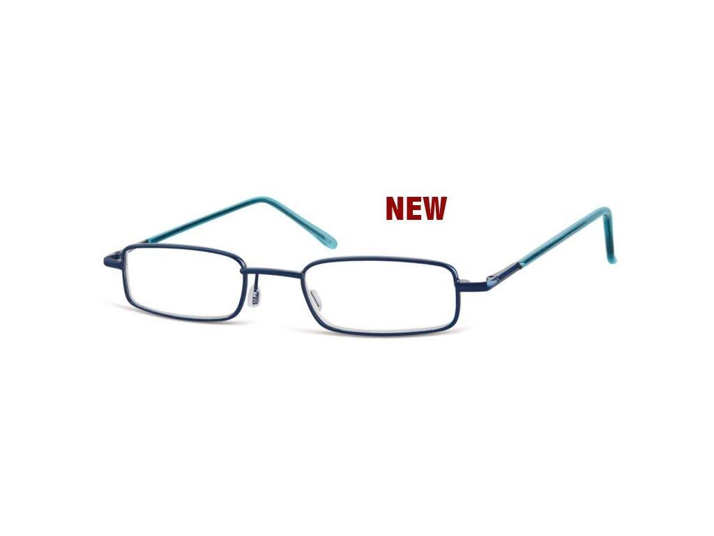 Dioptrické brýle v pouzdru TR1B +2,50