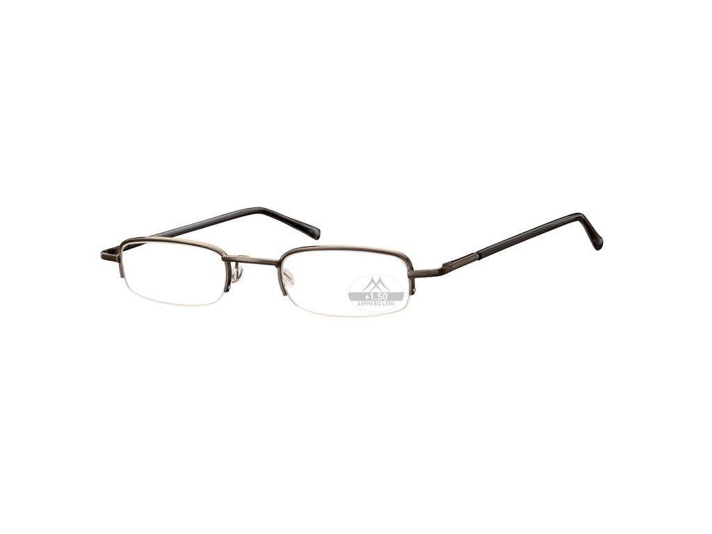 MONTANA EYEWEAR Dioptrické brýle v pouzdru OR10A +1,00