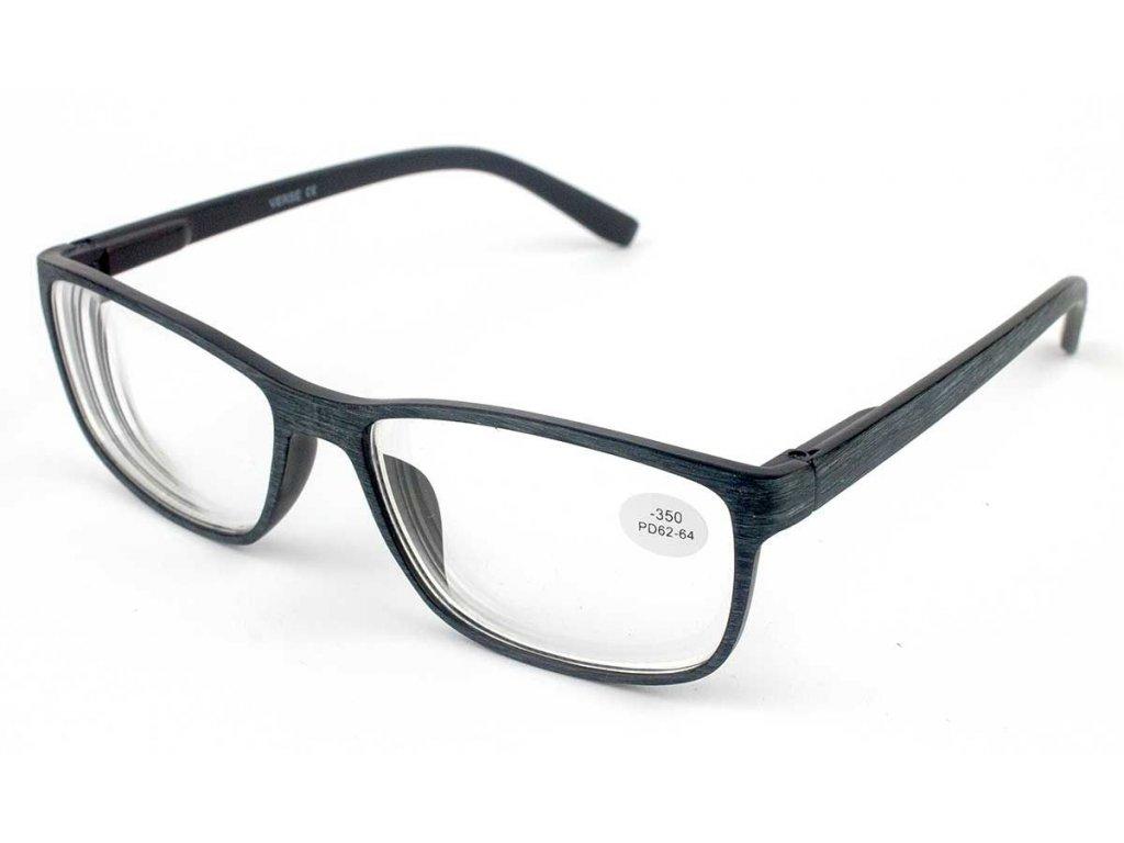 Dioptrické brýle Verse 1740 / +3,00 šedý