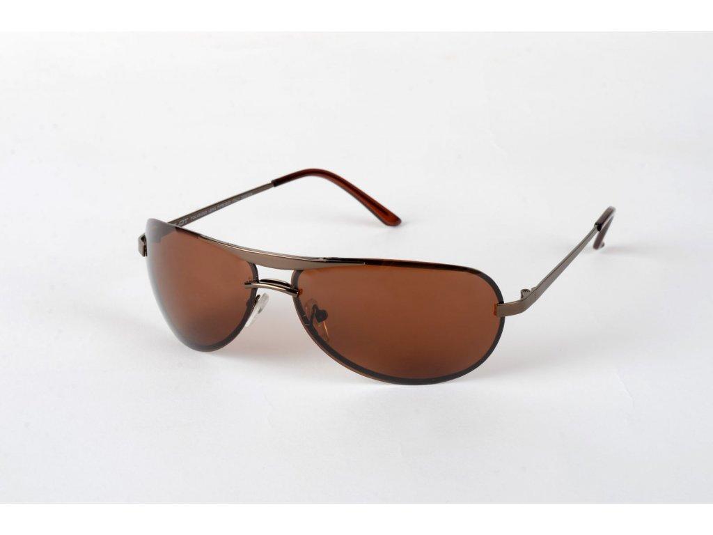 Polarizační brýle 3025 hnědé čočky Cat.3