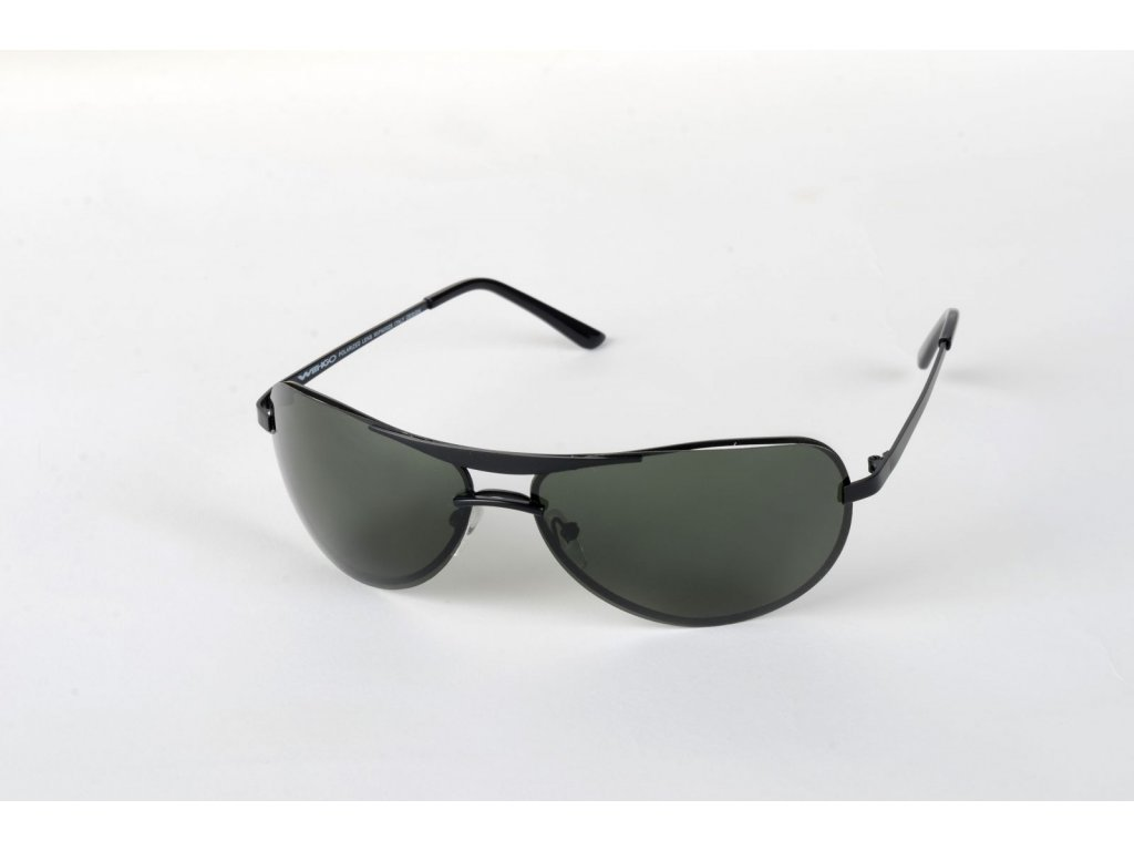 Polarizační brýle 3025 tmavozelené čočky Cat.3