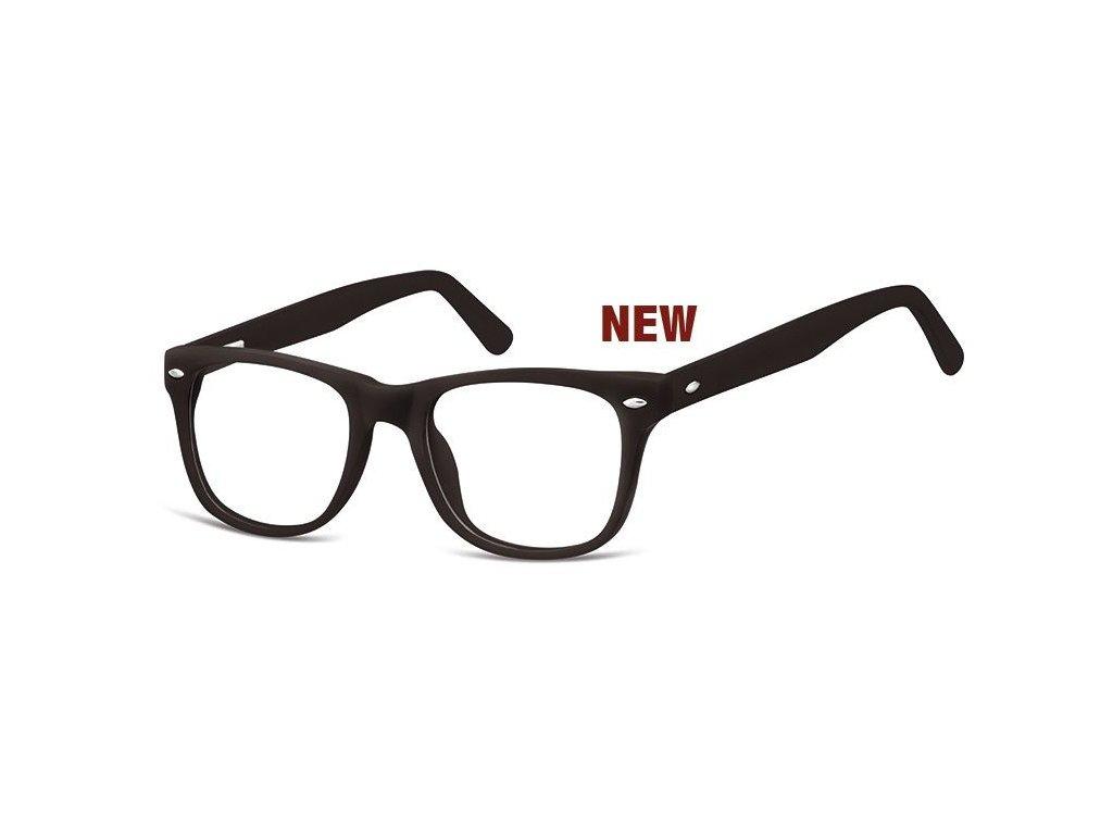 Dětské brýlové obroučky Montana AK48G černá