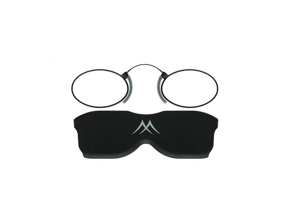 MONTANA EYEWEAR Nosní dioptrické brýle na čtení NR2 +1,00 cvikr