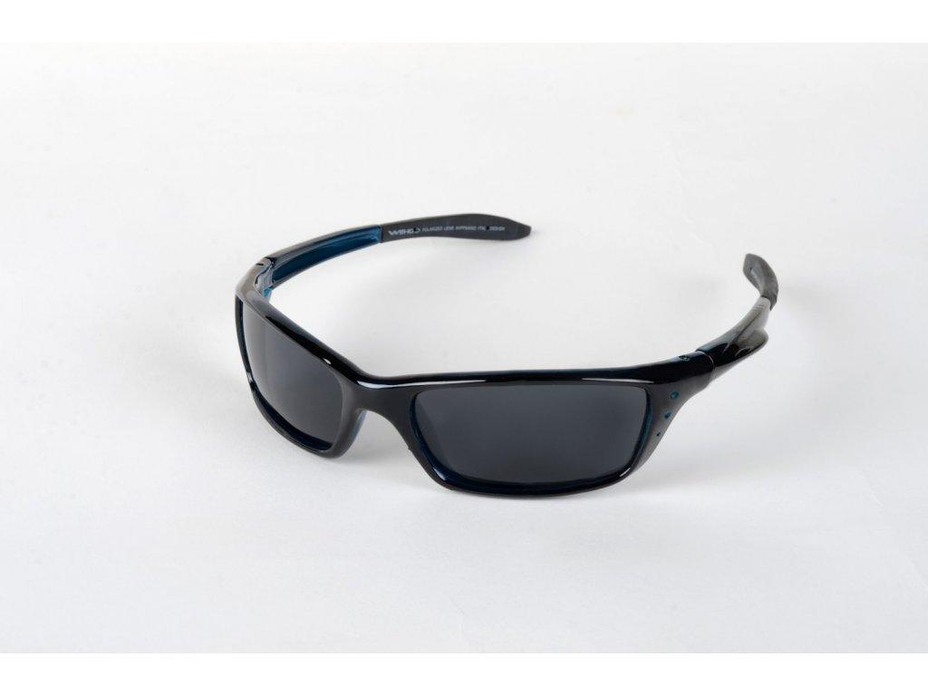 Polarizační brýle 4002 tmavomodré čočky ČMO Cat.3