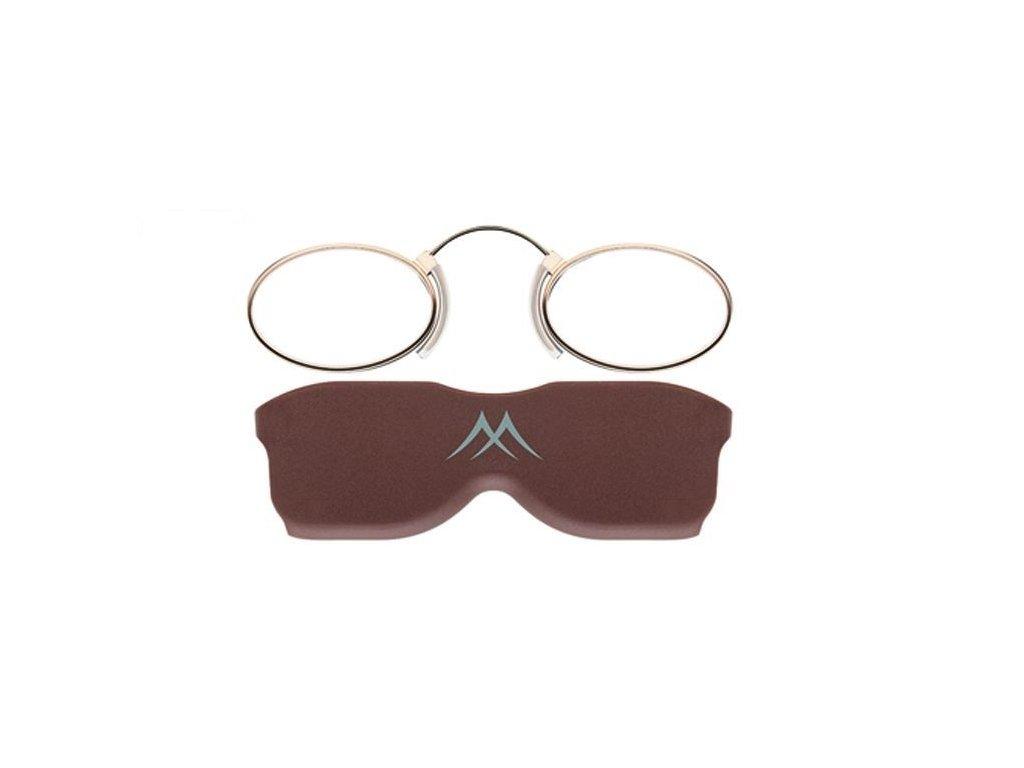 MONTANA EYEWEAR Nosní dioptrické brýle na čtení NR2A +2,50 cvikr