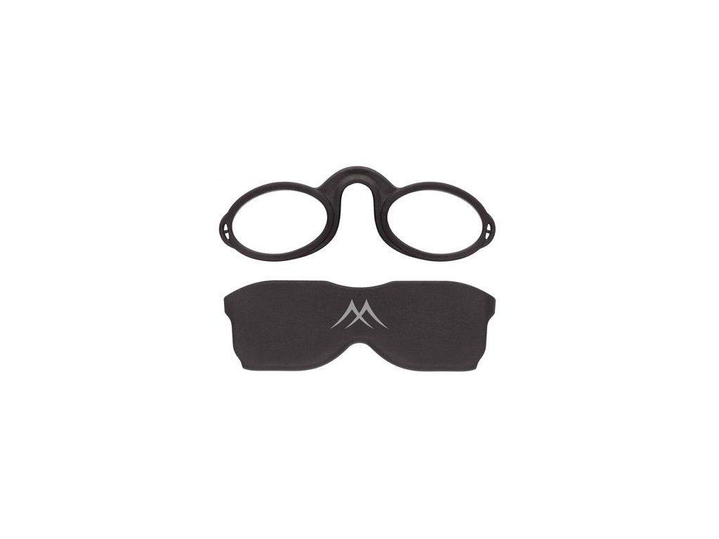 MONTANA EYEWEAR Nosní dioptrické brýle na čtení NR1 +2,00 cvikr