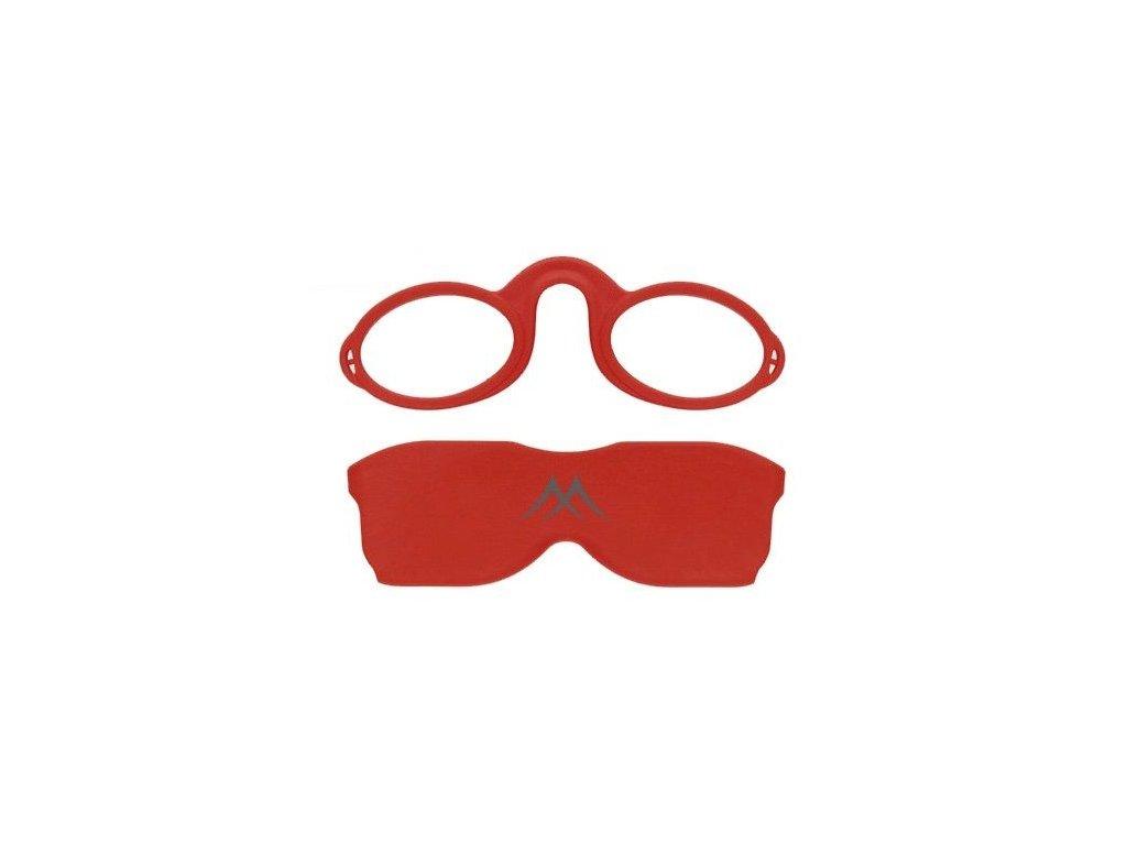 MONTANA EYEWEAR Cvikr - nosní dioptrické brýle na čtení NR1A +1,50