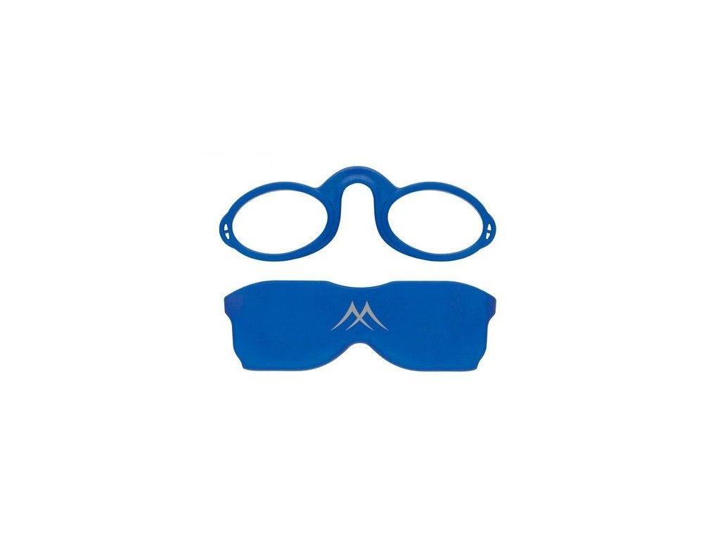MONTANA EYEWEAR Cvikr - nosní dioptrické brýle na čtení NR1B +3,00