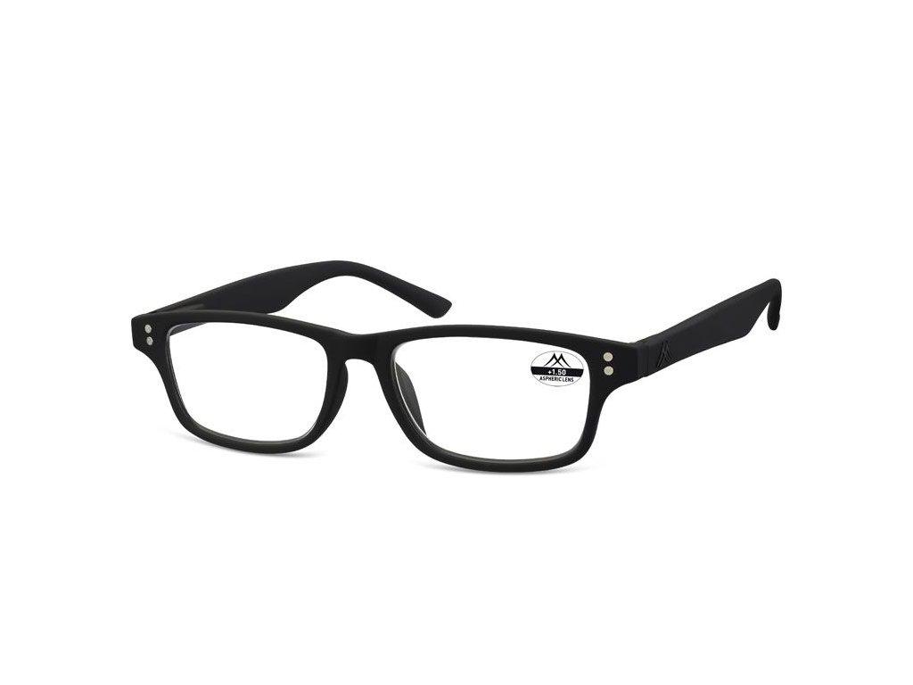 MONTANA EYEWEAR Dioptrické brýle MR97 BLACK +3,50