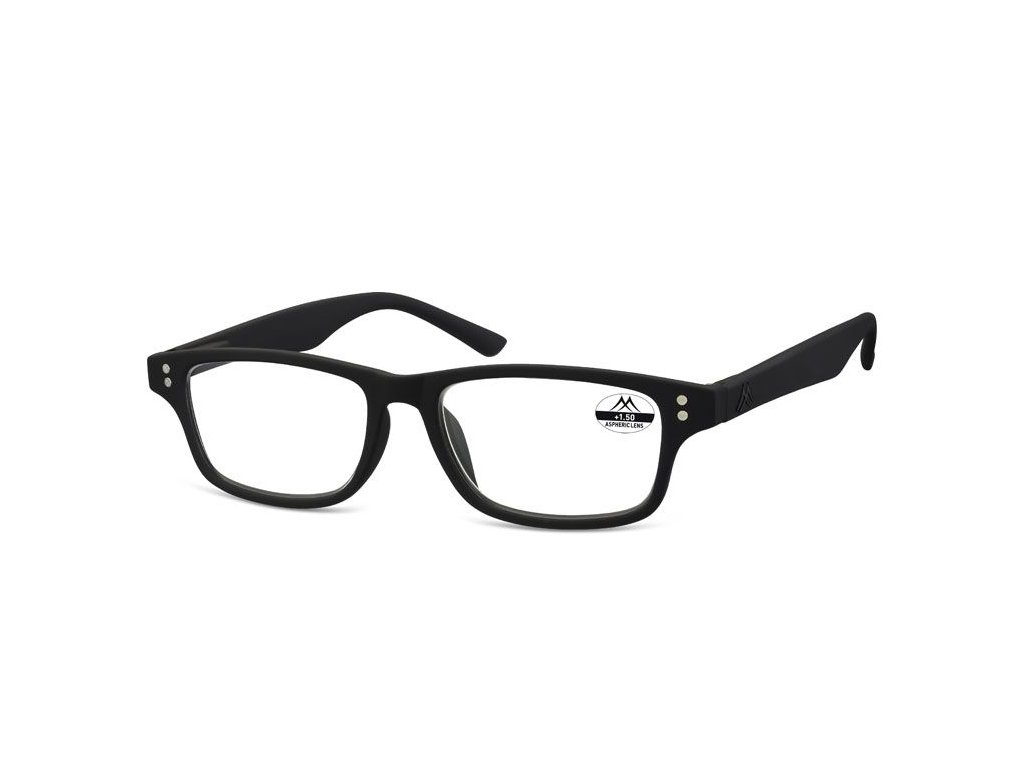 MONTANA EYEWEAR Dioptrické brýle MR97 BLACK +3,00