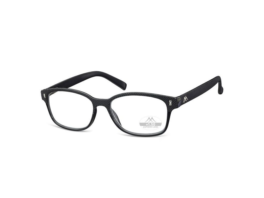 MONTANA EYEWEAR Dioptrické brýle MR88 BLACK +3,00