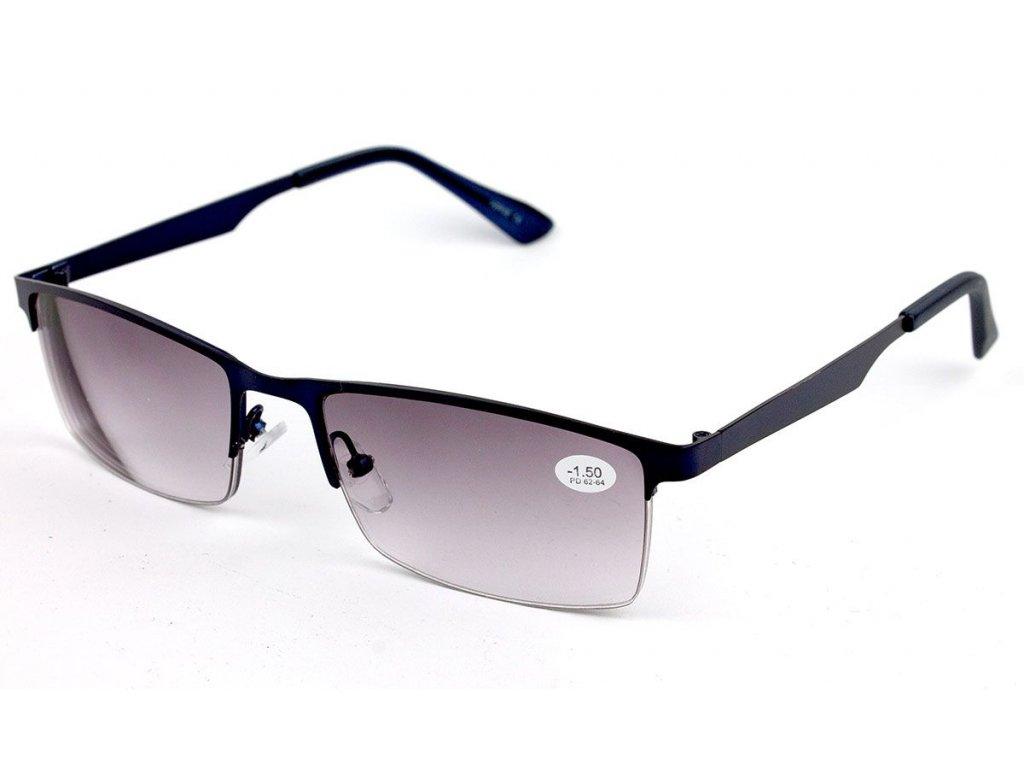 Dioptrické brýle Verse 1752S-C2 / +1,25 ZATMAVENÉ ČOČKY