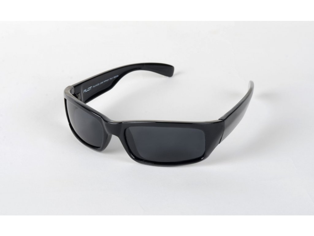 Polarizační brýle 4011 tmavomodré čočky Cat.3