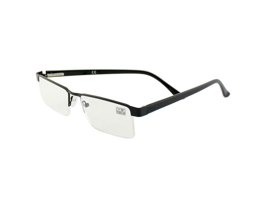 Dioptrické brýle B&B 007/+3,00 black