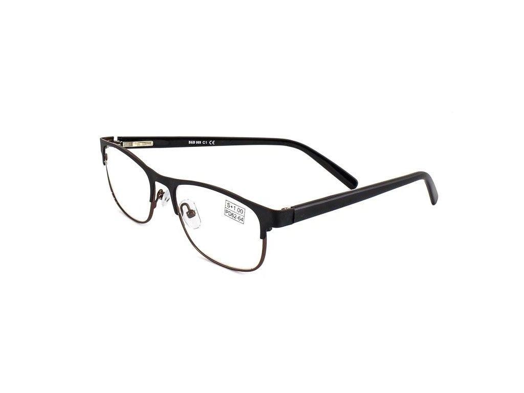 Dioptrické brýle B&B 009/+3,50