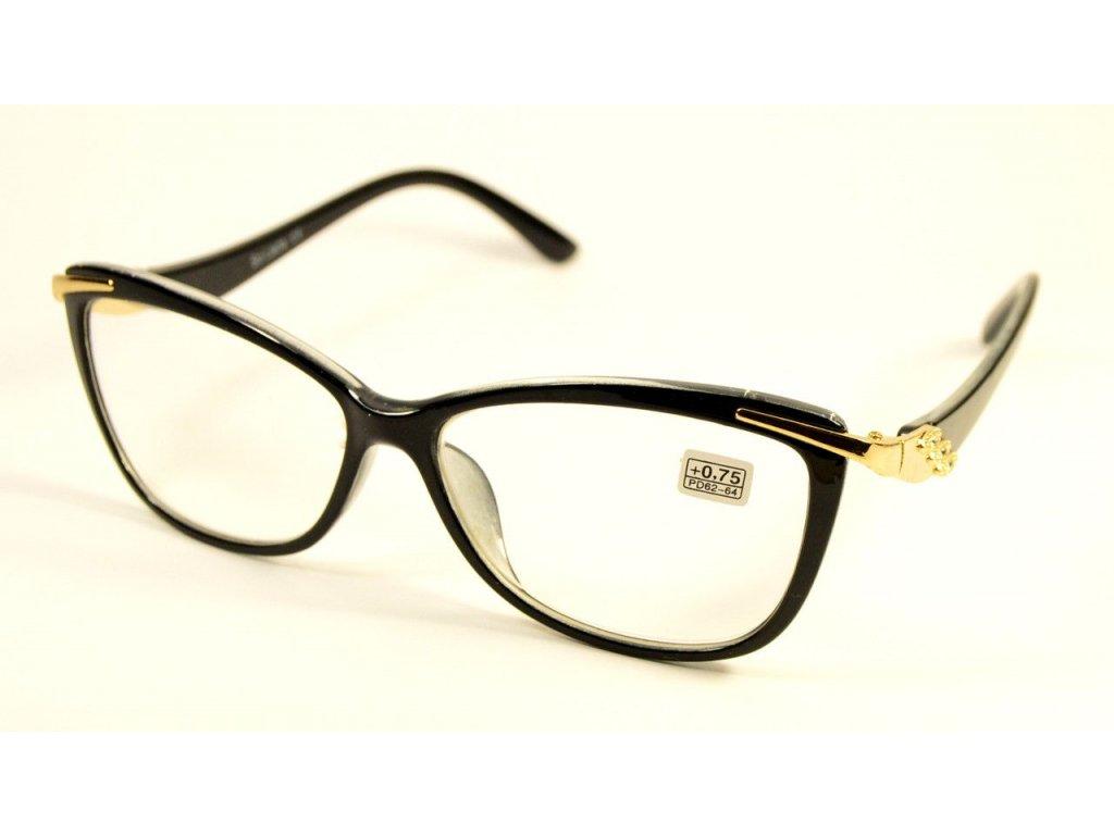 Dioptrické brýle Solada 9021 / +1,00