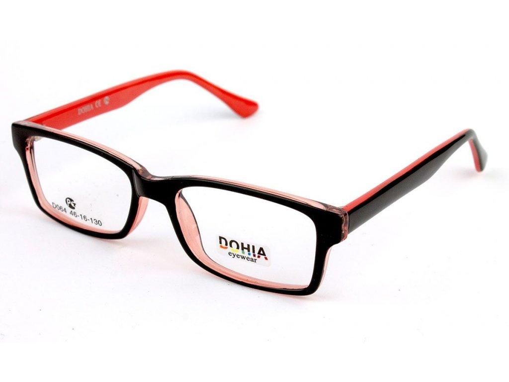Dětské brýlové obroučky D064-C2