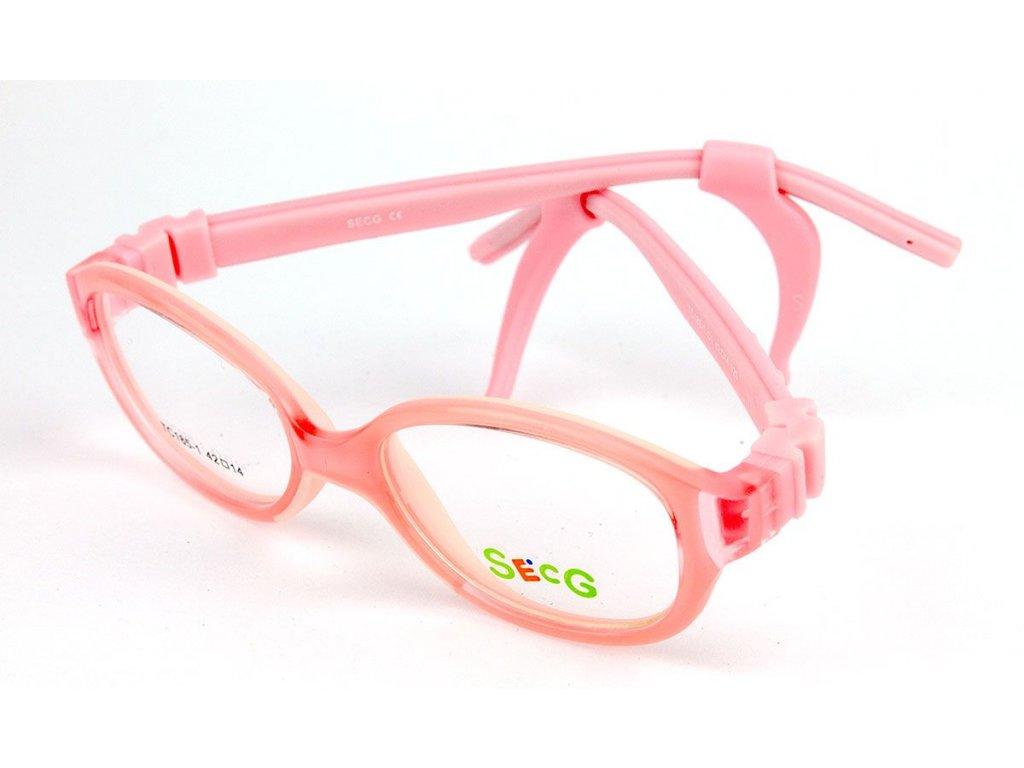 Dětské brýlové obroučky TC185-1-C1