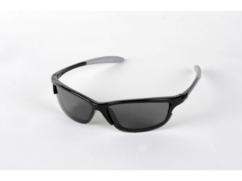 Polarizační brýle 4021 tmavomodré čočky Cat.3