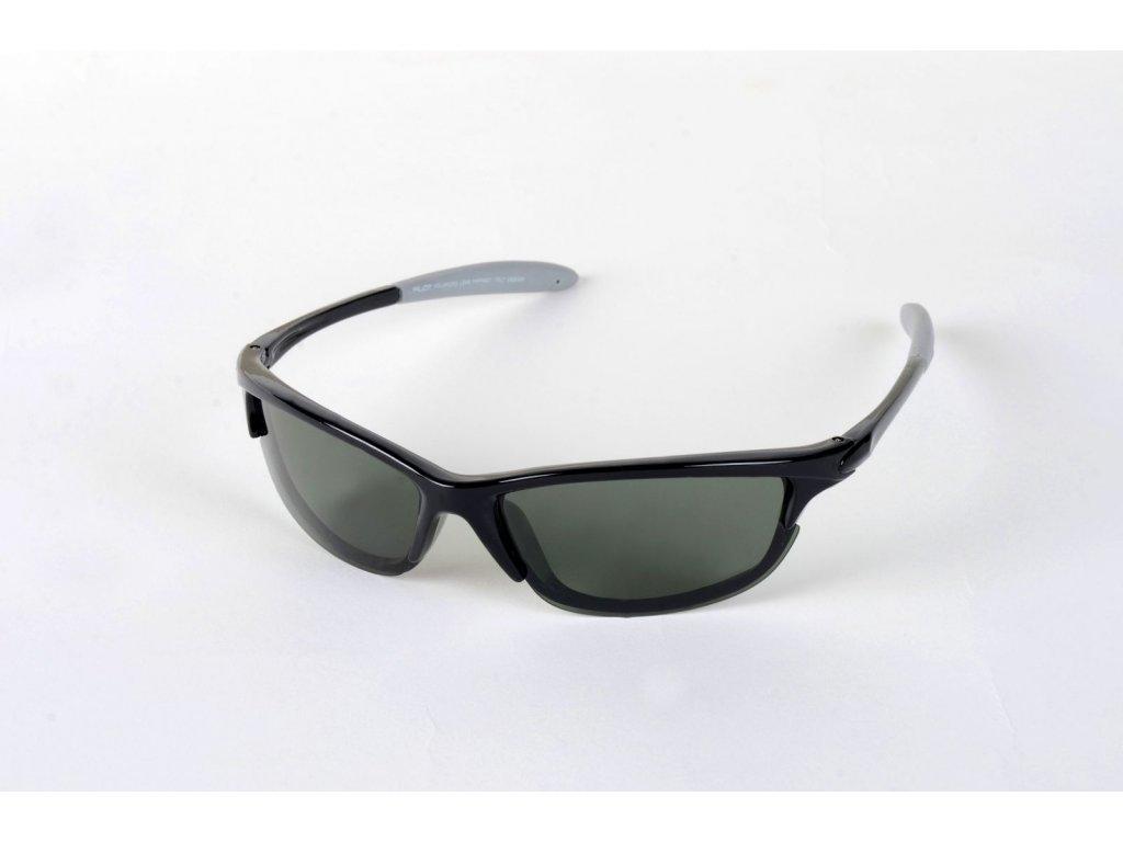 Polarizační brýle 4021 zelené čočky Cat.3