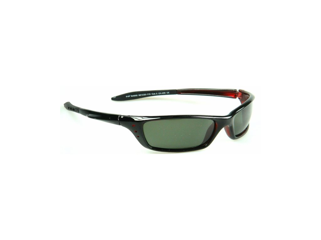 Polarizační brýle WITHGO 4002 zelené čočky Cat.3