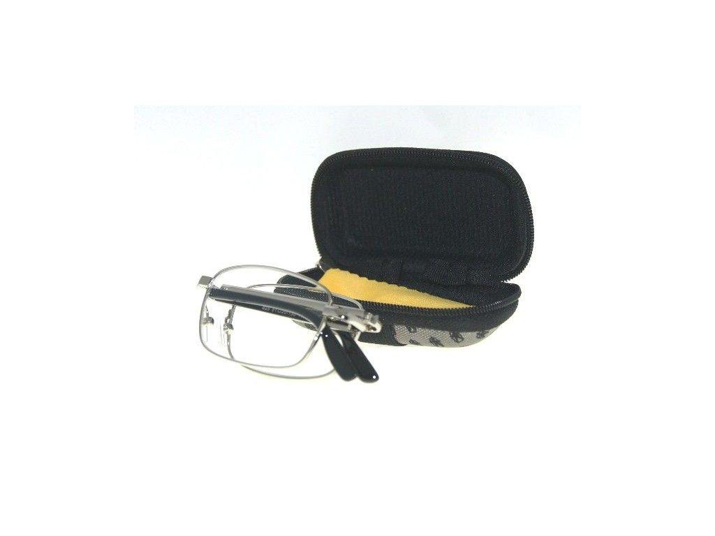 SKLÁDACÍ dioptrické brýle R825 +4,00