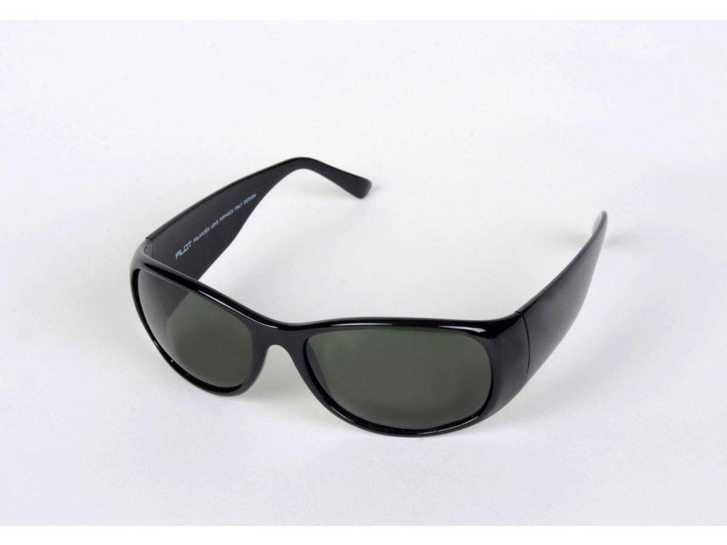Polarizační brýle 4023 zelené čočky Cat.3
