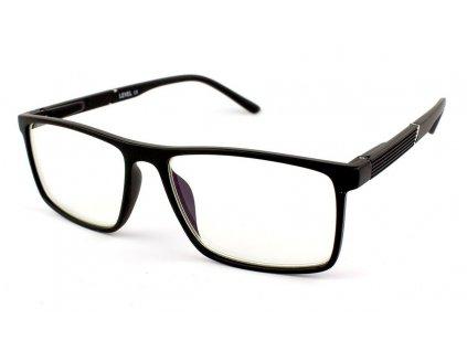 Dioptrické brýle na počítač 1837S-C2 Blueblocker +3,50