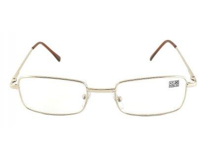 Dioptrické brýle Fabrika 1001/ +3,25 s pérováním sklo