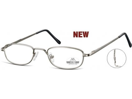 MONTANA EYEWEAR Dioptrické brýle s úchytem na kapsu MR63A +2,50