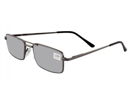 Samozabarvovací dioptrické brýle Fabrika 1005 SKLO +2,25