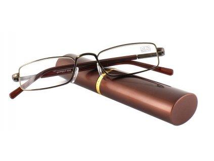 Dioptrické brýle v pouzdru Effect 555/ +0,75 VINE
