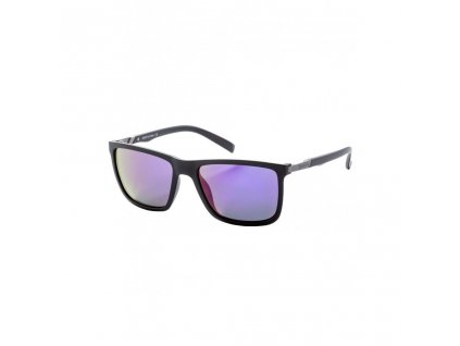 MEATFLY Sluneční brýle Meatfly Juno 2 Sunglasses - S19 D - Black Matt, Purple
