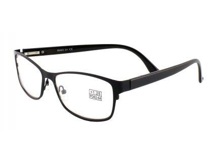 Dioptrické brýle BM901/ +1,25 BLACK s pérováním
