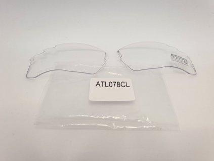 Náhradní čočky na brýle R2 CROWN ATL078CL čiré