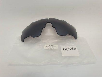 Náhradní čočky na brýle R2 ROCKET ATL098SM kouřové