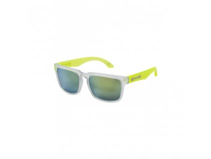 MEATFLY Meatfly Memphis 2 Sunglasses G - Clear, Lime