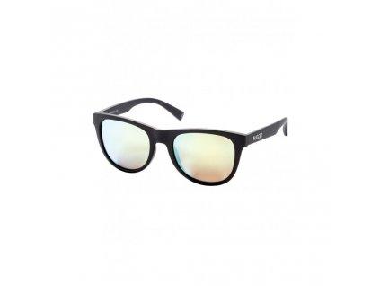 Sluneční brýle Nugget Whip 2 Sunglasses - S19 A - Black Matt, Yellow