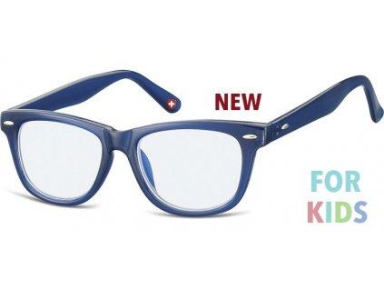 MONTANA EYEWEAR Dětské brýle na počítač KBLF1B