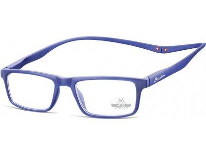 MONTANA EYEWEAR Brýle na čtení s magnetickým spojem za krk MR59B/+3,50